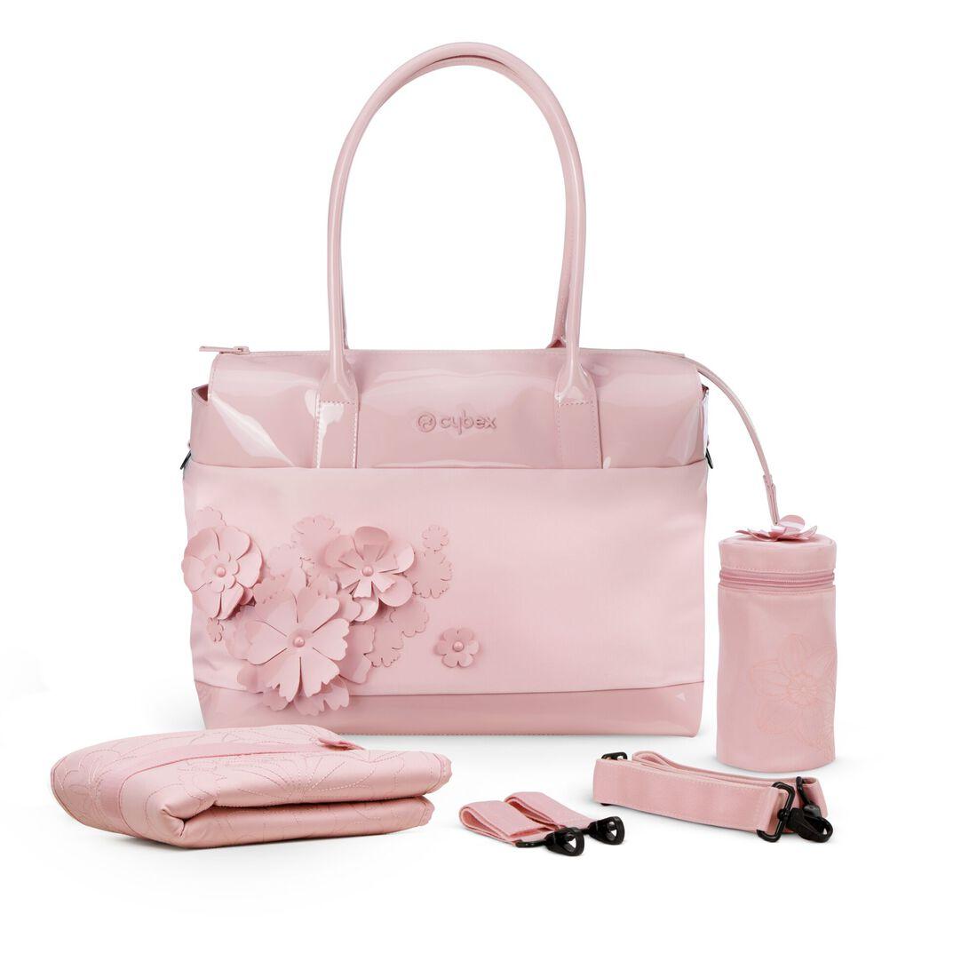 CYBEX Wickeltasche Simply Flowers - Pink in Pale Blush large Bild 3