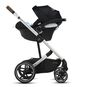 CYBEX Balios S Lux - Deep Black (Silver Frame) in Deep Black (Silver Frame) large image number 3 Small
