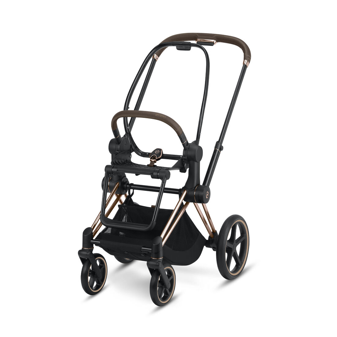 CYBEX Priam Frame - Rosegold in Rosegold large image number 1
