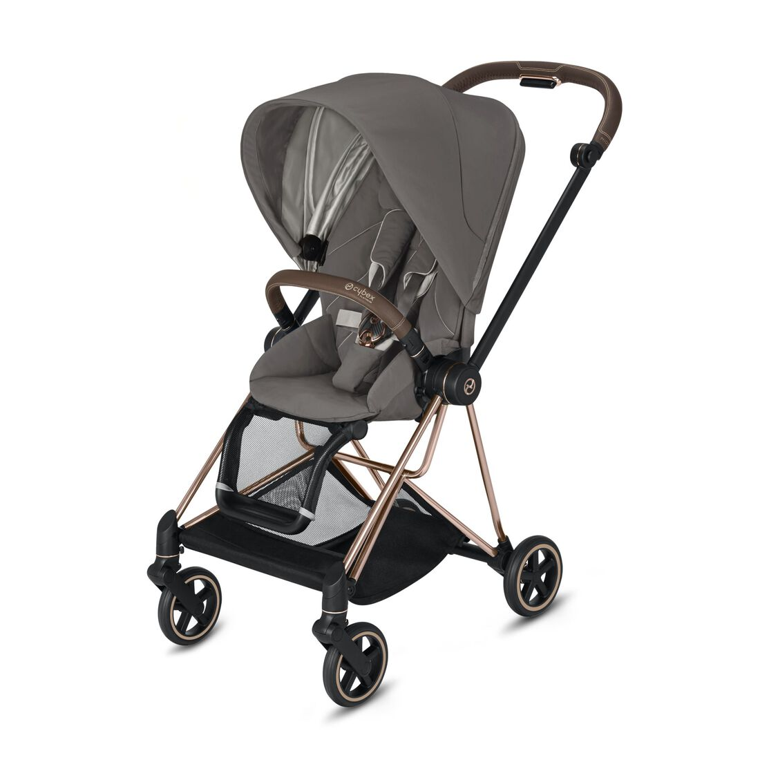 CYBEX Mios Seat Pack - Soho Grey in Soho Grey large image number 2