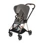 CYBEX Mios Seat Pack - Soho Grey in Soho Grey large image number 2 Small