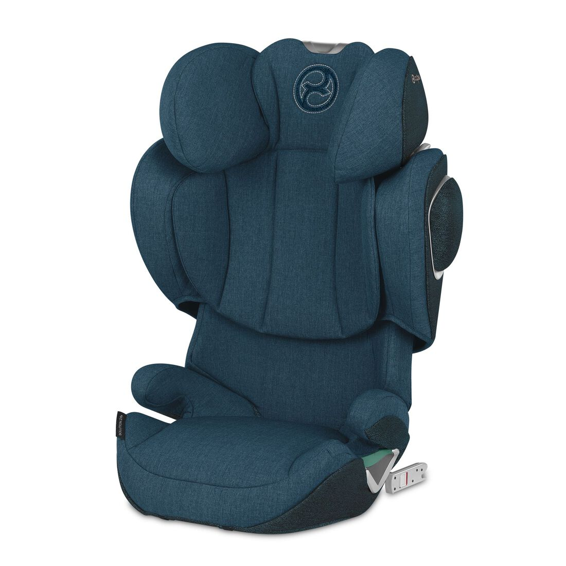 CYBEX Solution Z i-Fix - Mountain Blue Plus in Mountain Blue Plus large image number 1