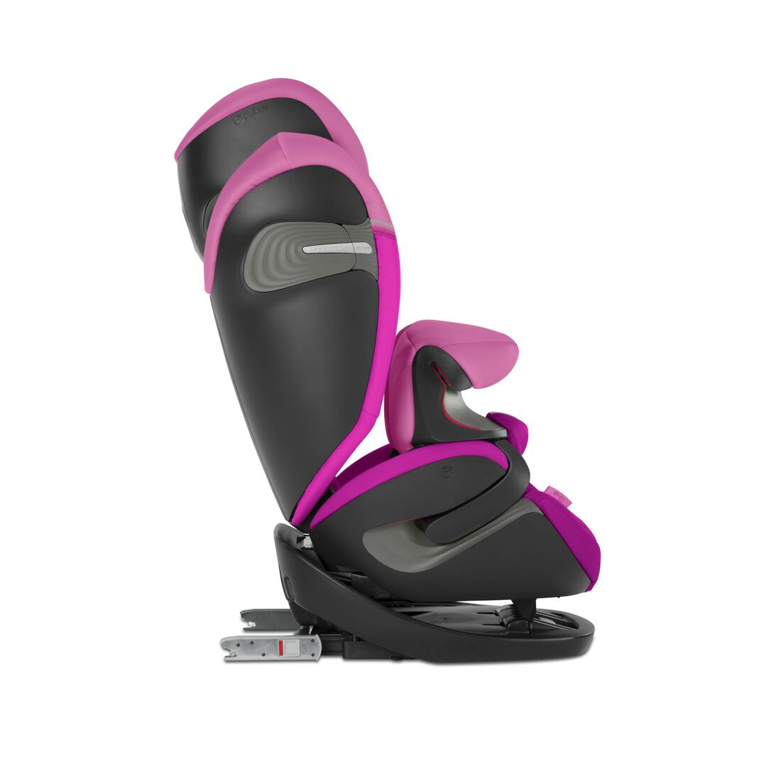CYBEX Pallas S-fix - Magnolia Pink in Magnolia Pink large image number 3