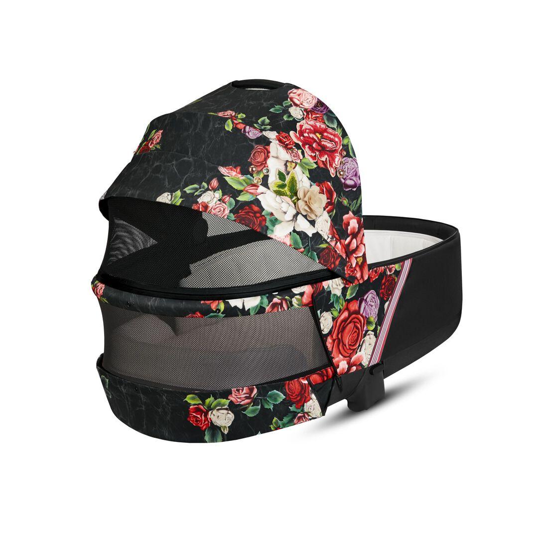 CYBEX Priam Lux Carry Cot - Spring Blossom Dark in Spring Blossom Dark large Bild 3