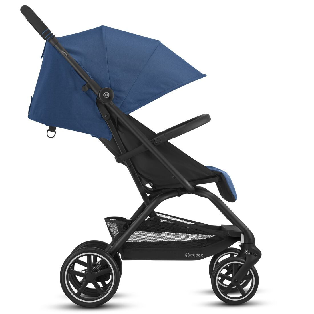 CYBEX Eezy S+2 - Navy Blue in Navy Blue large image number 2