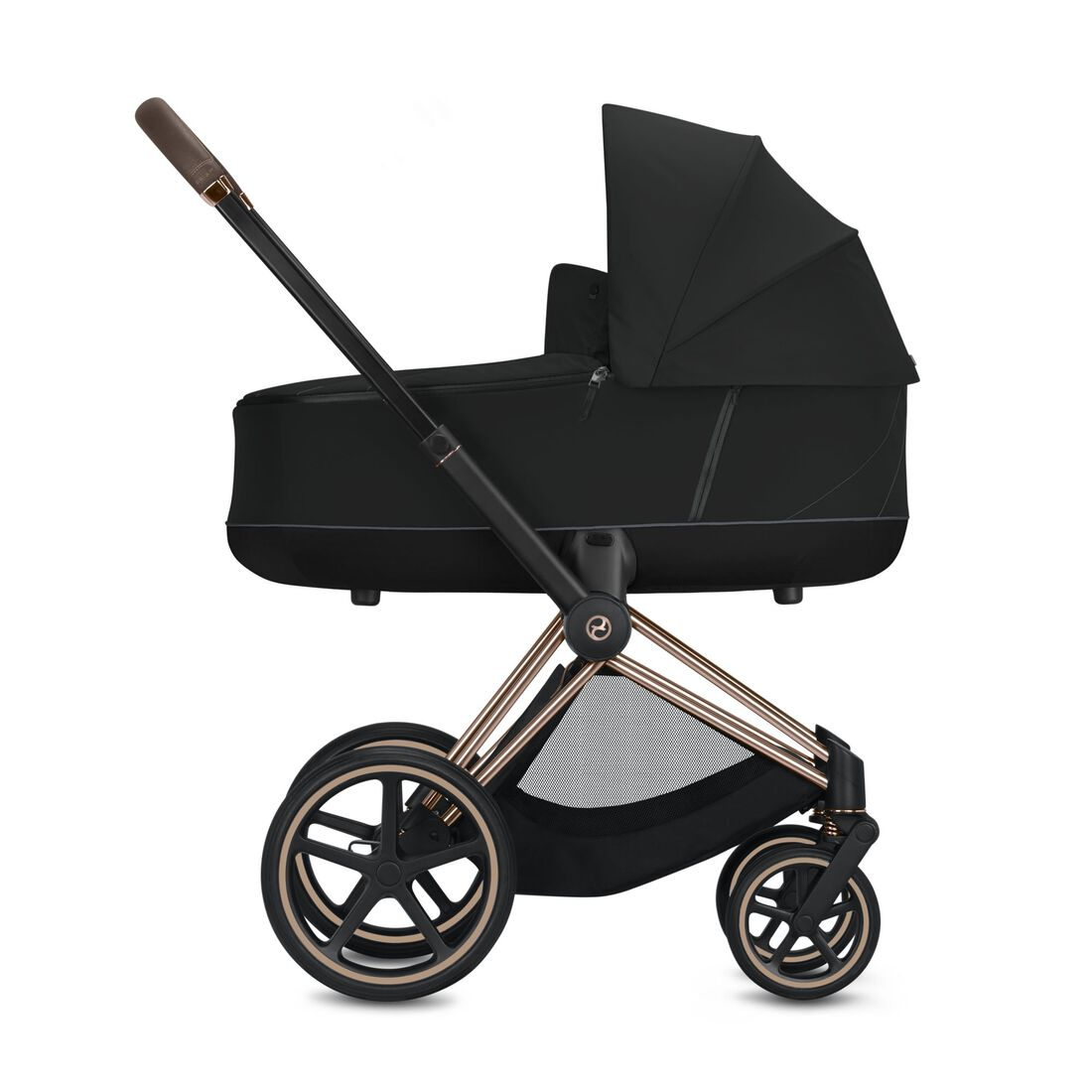 CYBEX Configure Priam Set: Frame, Lux Carry Cot, Seat Pack in  large image number 2