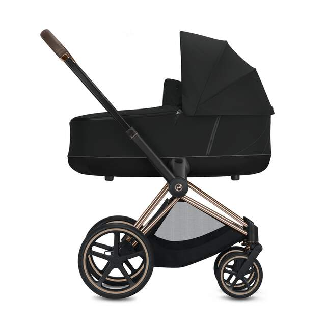 Configure Priam Set: Frame, Lux Carry Cot, Seat Pack