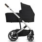CYBEX Balios S Lux - Deep Black (Silver Frame) in Deep Black (Silver Frame) large image number 2 Small