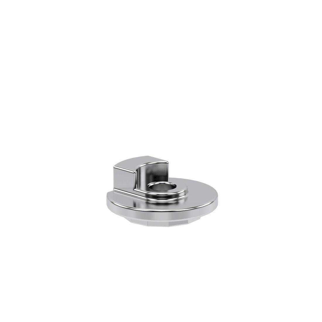 CYBEX Abstandshalter für Schnellspannachsen  2,5 mm in Silver - 2.5mm large Bild 1