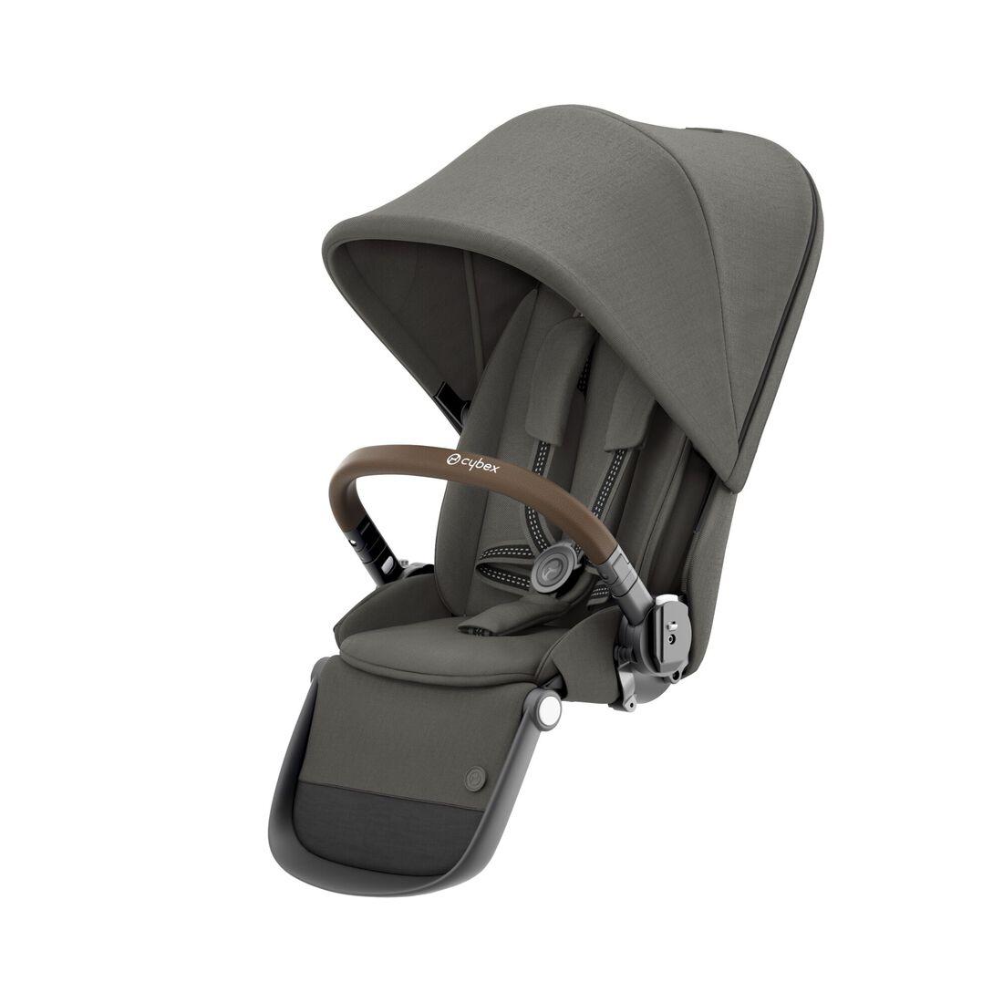 CYBEX Gazelle S Seat Unit - Soho Grey (Taupe Frame) in Soho Grey (Taupe Frame) large image number 1