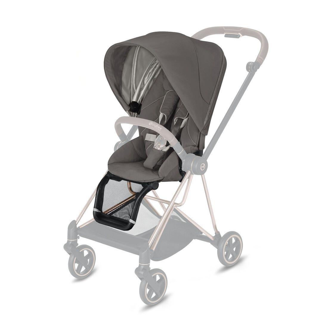 CYBEX Mios Seat Pack - Soho Grey in Soho Grey large image number 1