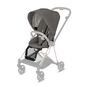 CYBEX Mios Seat Pack - Soho Grey in Soho Grey large image number 1 Small