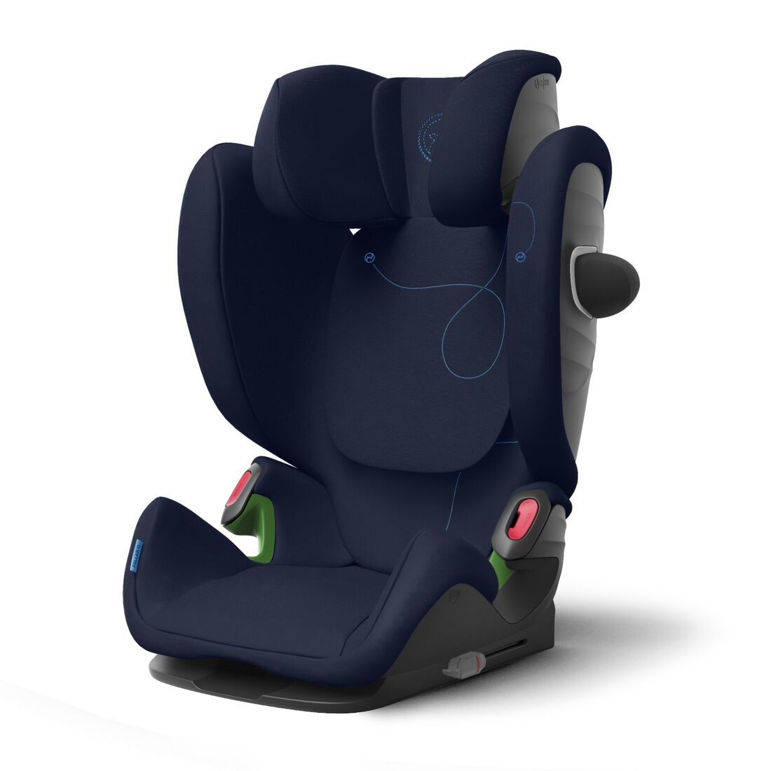 CYBEX Pallas G i-Size - Navy Blue in Navy Blue large image number 7