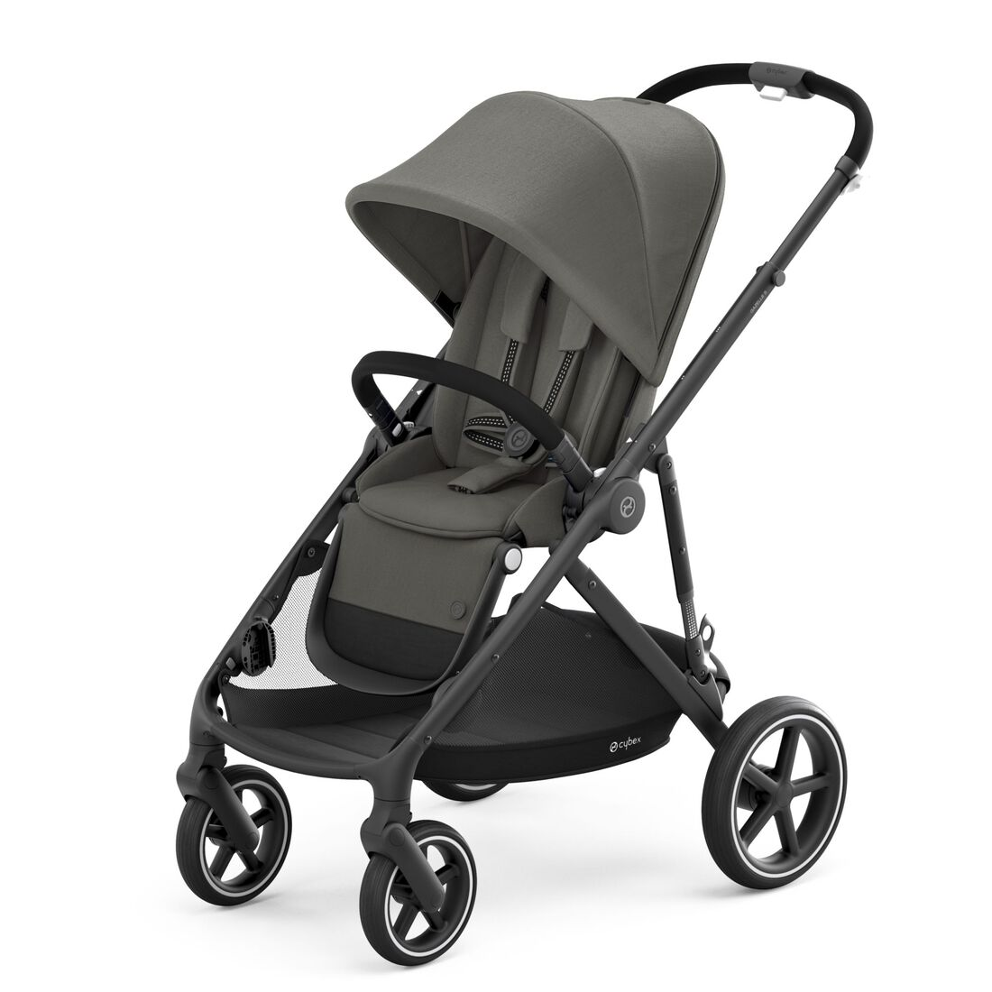 CYBEX Gazelle S - Soho Grey (Schwarzer Rahmen) in Soho Grey (Black Frame) large Bild 2