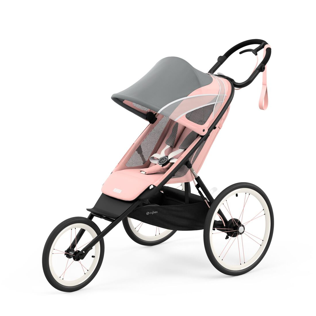 CYBEX Avi Seat Pack - Silver Pink in Silver Pink large image number 2