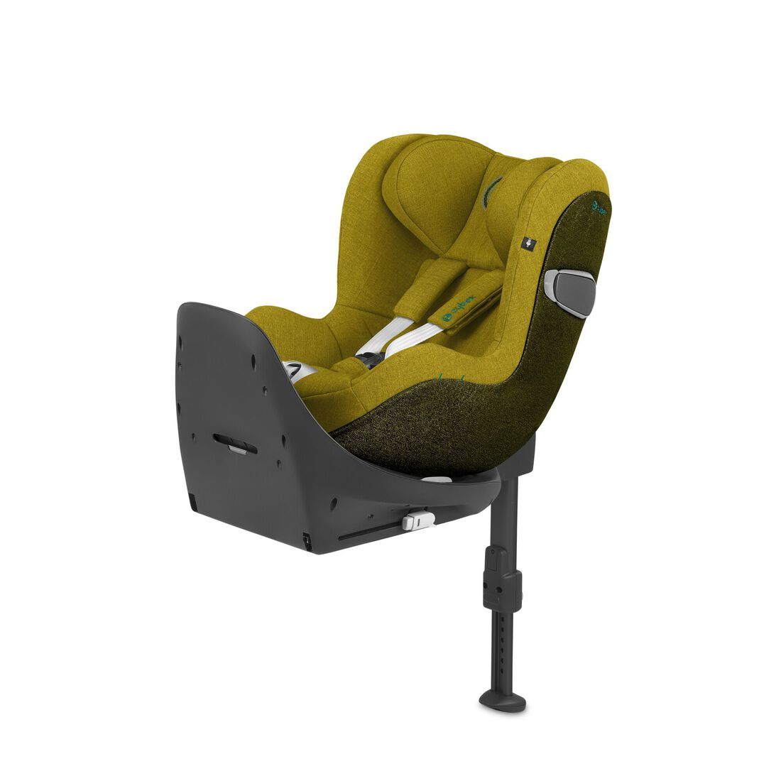 CYBEX Sirona Z i-Size - Mustard Yellow Plus in Mustard Yellow Plus large image number 2