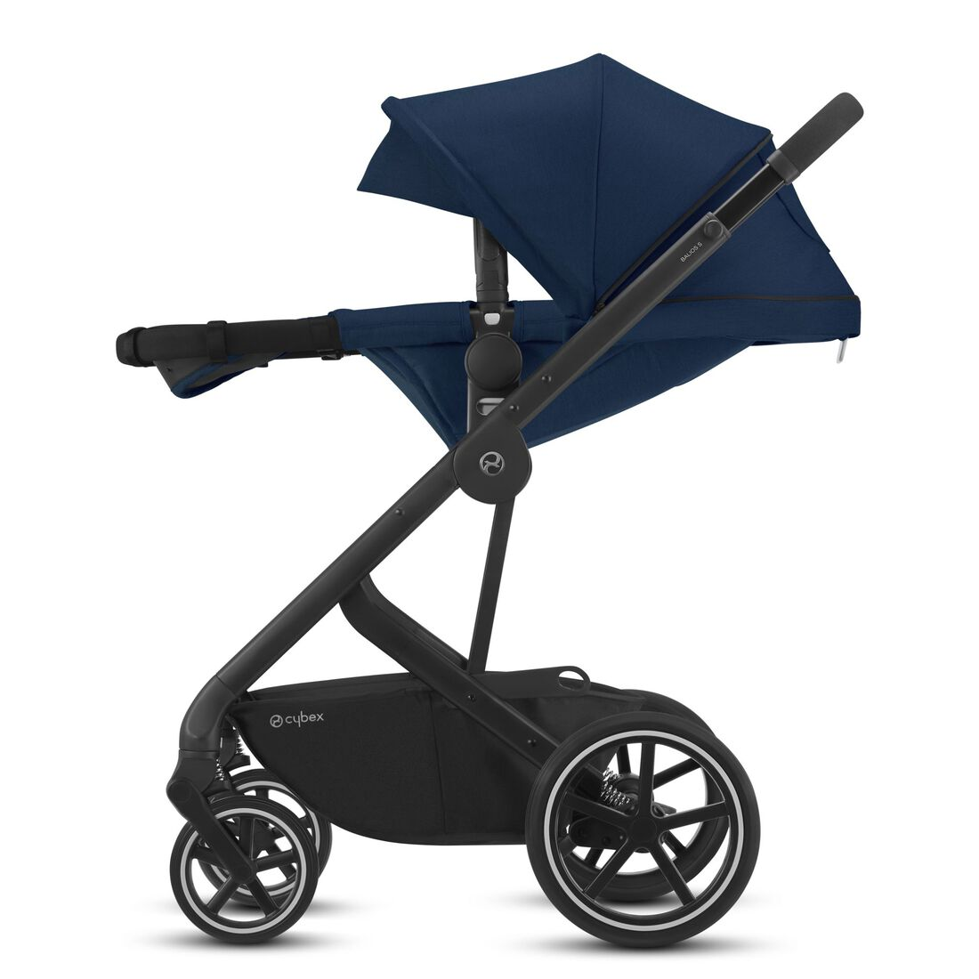 CYBEX Balios S 2-in-1 - Navy Blue in Navy Blue large
