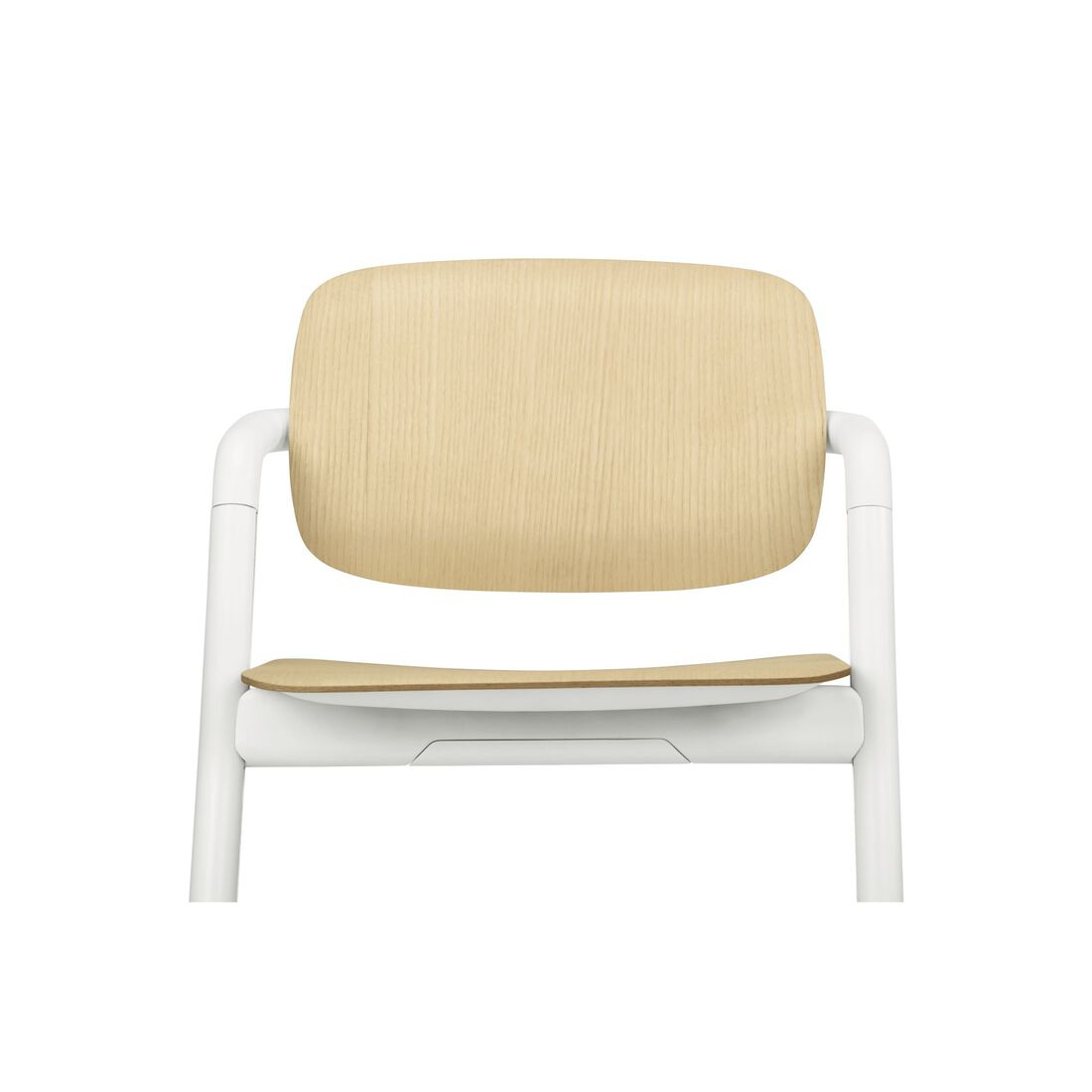 CYBEX Lemo Chair - Porcelaine White (Wood) in Porcelaine White (Wood) large image number 3