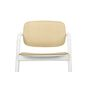 CYBEX Lemo Chair - Porcelaine White (Wood) in Porcelaine White (Wood) large image number 3 Small