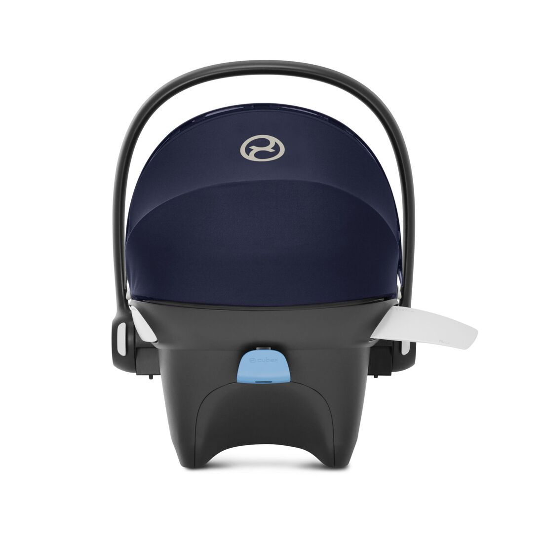 CYBEX Aton M i-Size - Navy Blue in Navy Blue large image number 7