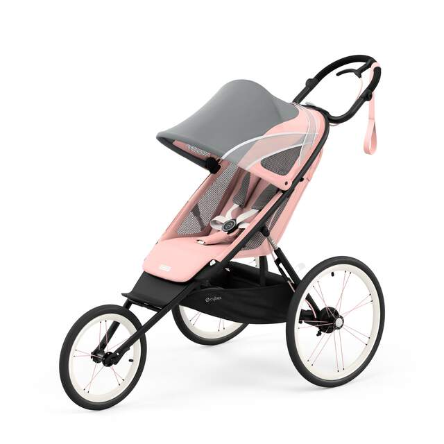 Avi Seat Pack - Silver Pink