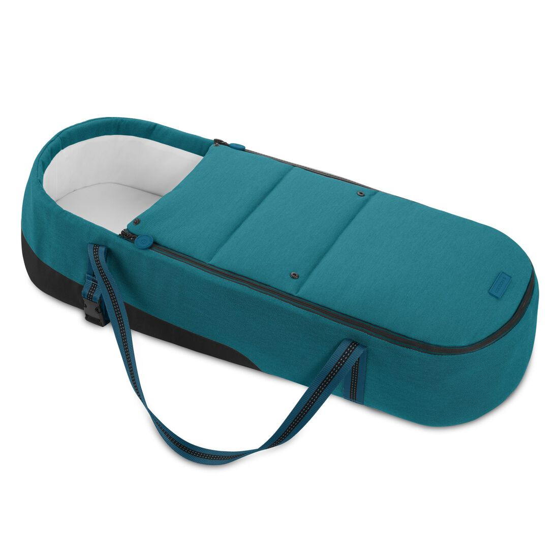 CYBEX Cocoon S - River Blue in River Blue large image number 1