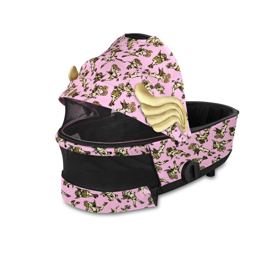 CYBEX Mios Lux Carry Cot - Cherubs Pink in Cherubs Pink large Bild 3