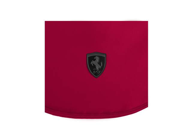 Gold Fußsack - Ferrari Racing Red