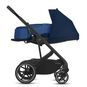 CYBEX Balios S Lux - Navy Blue (Black Frame) in Navy Blue (Black Frame) large image number 4 Small