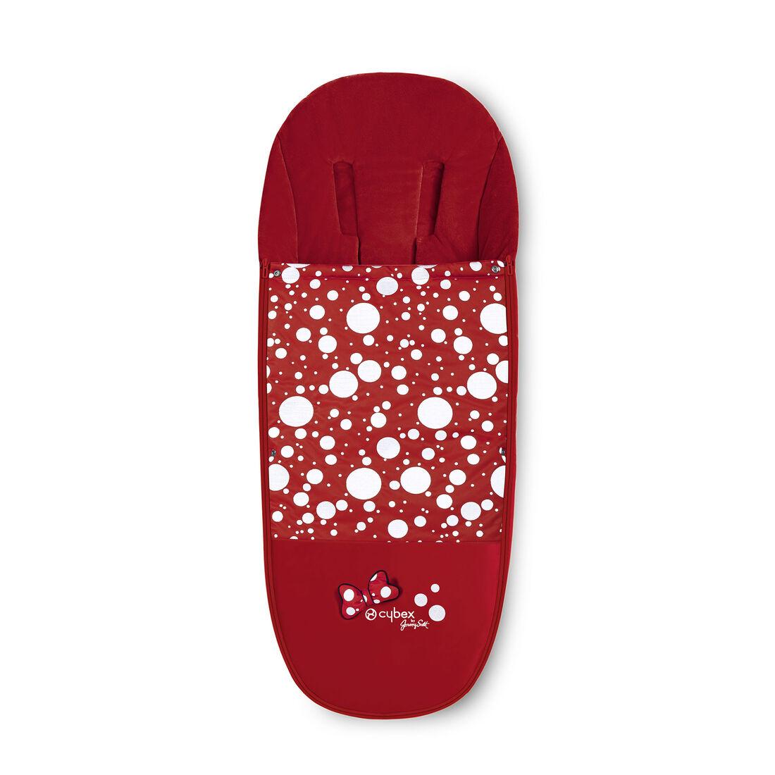 CYBEX Platinum Fußsack - Petticoat Red in Petticoat Red large Bild 1