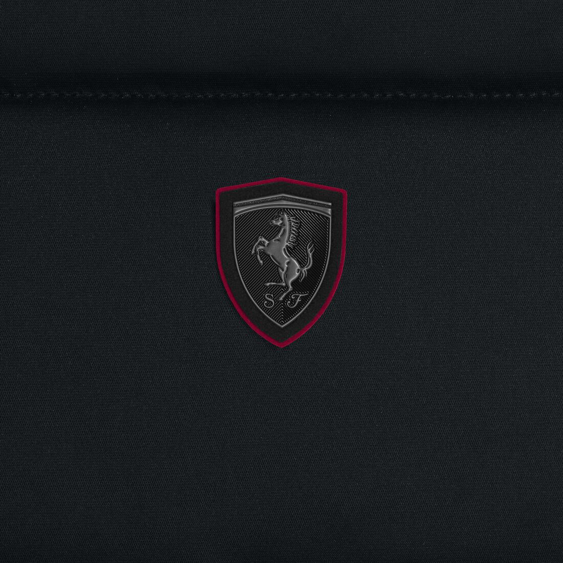 CYBEX Platinum Fußsack - Ferrari Victory Black in Ferrari Victory Black large Bild 2