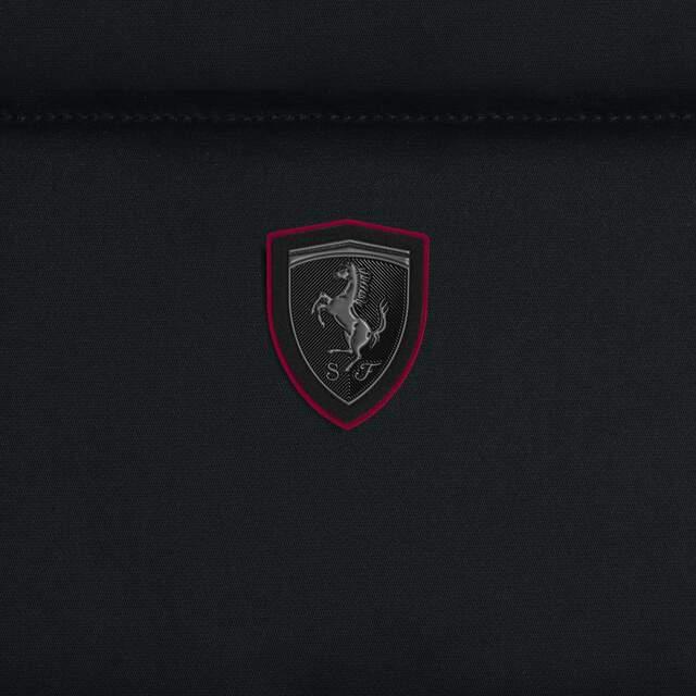 Platinum Footmuff - Ferrari Victory Black