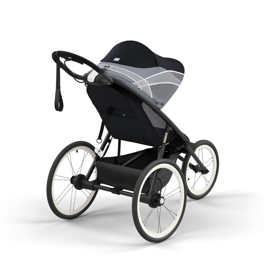 CYBEX Avi Seat Pack - All Black in All Black large image number 5