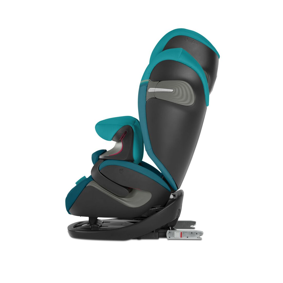 CYBEX Pallas S-fix - River Blue in River Blue large image number 2