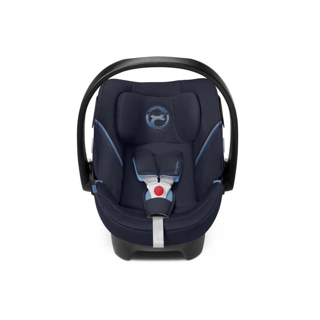 CYBEX Aton 5 - Navy Blue in Navy Blue large image number 2