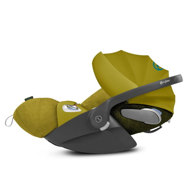 Cloud Z i-Size - Mustard Yellow Plus