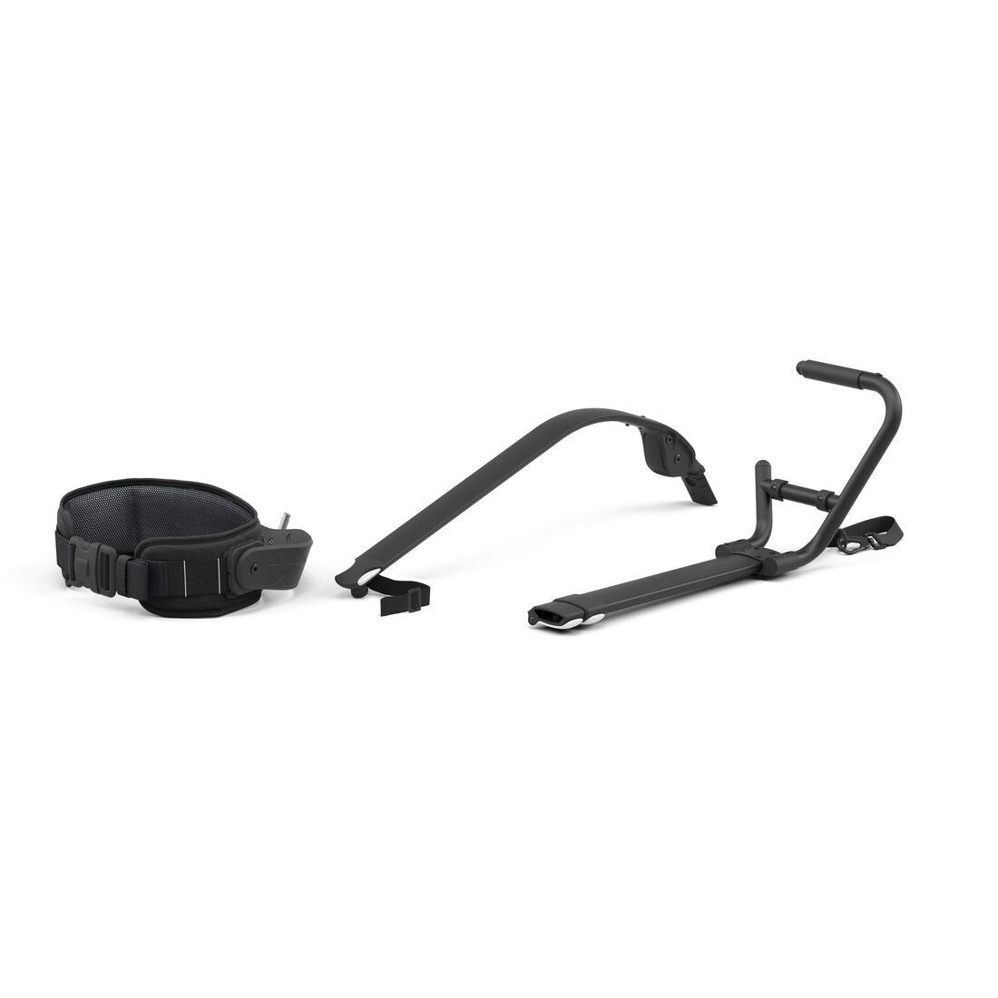 CYBEX Zeno Hands-free Kit - Black in Black large