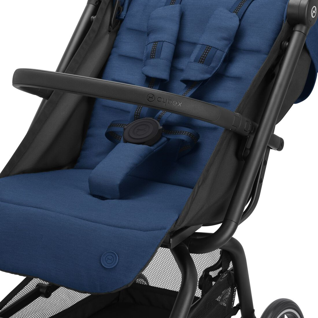 CYBEX Eezy S+2 - Navy Blue in Navy Blue large image number 4