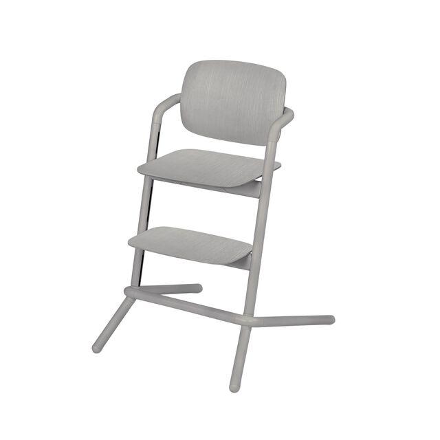 Lemo Chair - Storm Grey (Wood)