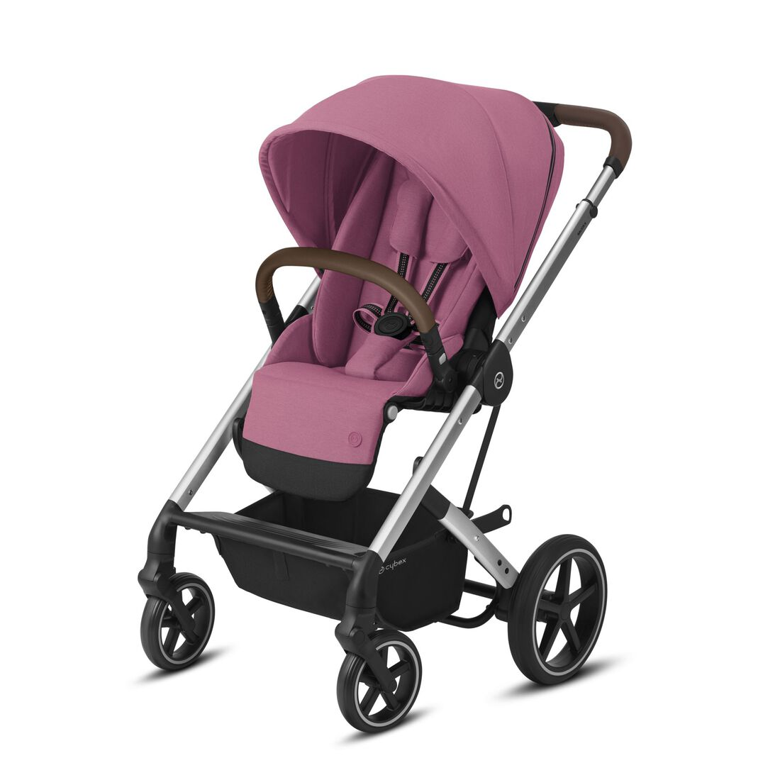CYBEX Balios S Lux - Magnolia Pink (Silver Frame) in Magnolia Pink (Silver Frame) large image number 1