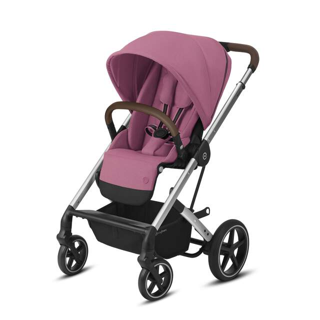 Balios S Lux - Magnolia Pink (Silver Frame)