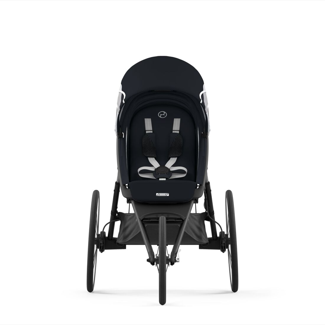CYBEX Avi Seat Pack - All Black in All Black large image number 3