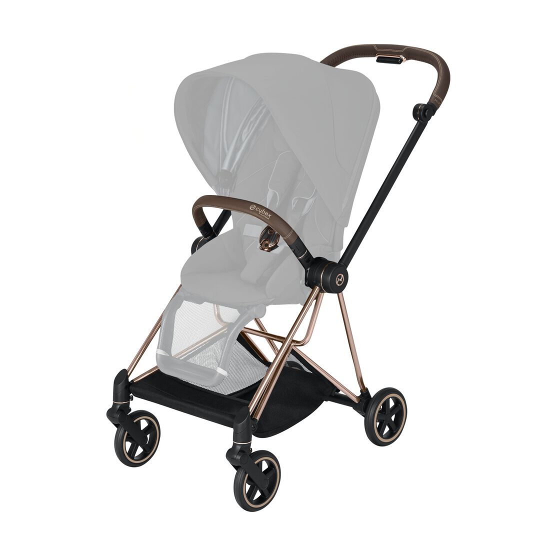 CYBEX Mios Frame - Rosegold in Rosegold large