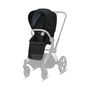 CYBEX Priam Seat Pack - Deep Black in Deep Black large image number 1 Small