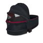 CYBEX Priam Lux Carry Cot - Ferrari Victory Black in Ferrari Victory Black large image number 3 Small