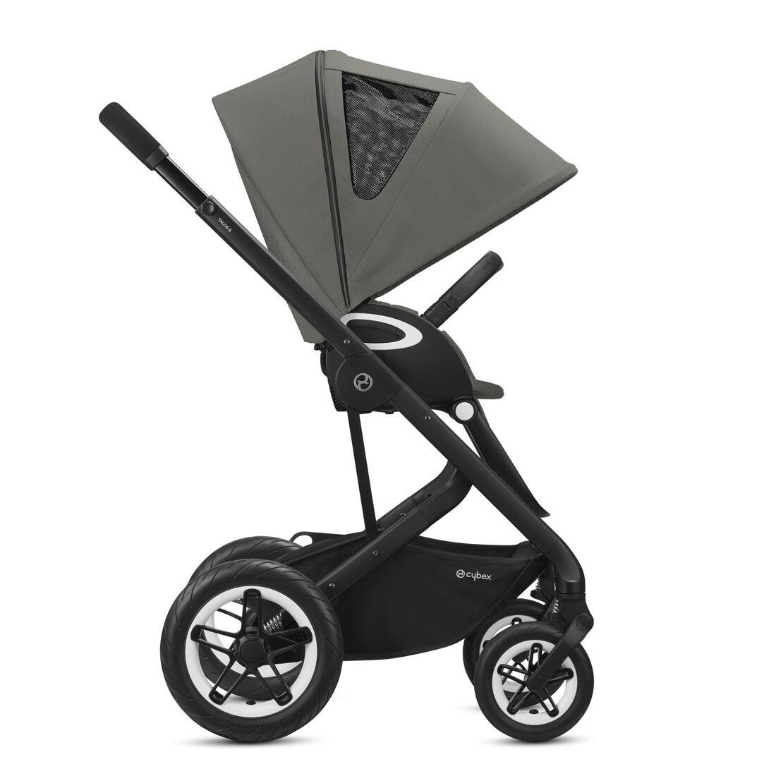 CYBEX Talos S Lux - Soho Grey (Black Frame) in Soho Grey (Black Frame) large image number 3