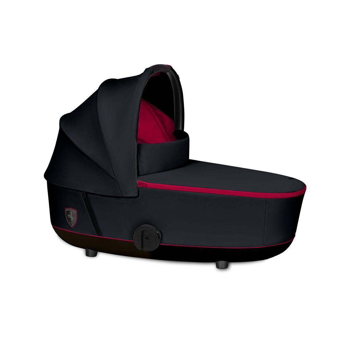 CYBEX Mios Lux Carry Cot - Ferrari Victory Black in Ferrari Victory Black large image number 1