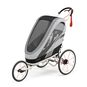 CYBEX Zeno Seat Pack - Medal Grey in Medal Grey large image number 2 Small