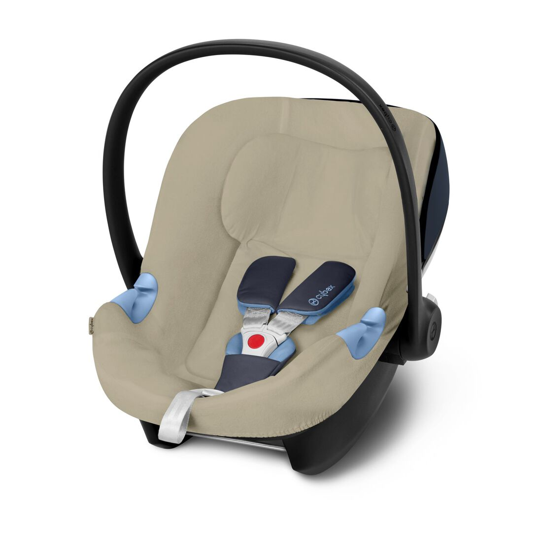CYBEX Summer Cover Aton M/B - Beige in Beige large image number 1