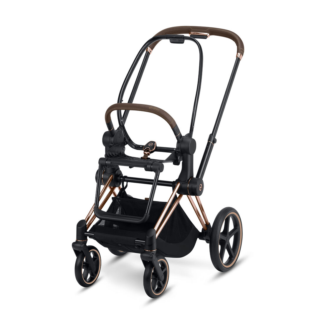 CYBEX Configure Priam Set: Frame, Lux Carry Cot, Seat Pack in  large image number 4